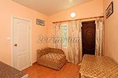 Отдых в Гостевом доме в Орджоникидзе, Феодосия, Крыму