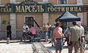 Фильм Иван Поддубный в Орджоникидзе - Крым.