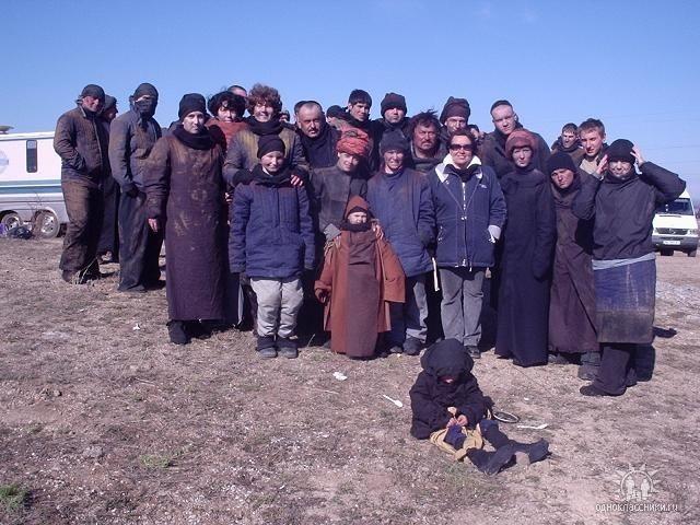 Фильм Обитаемый остров в Орджоникидзе - Крым.