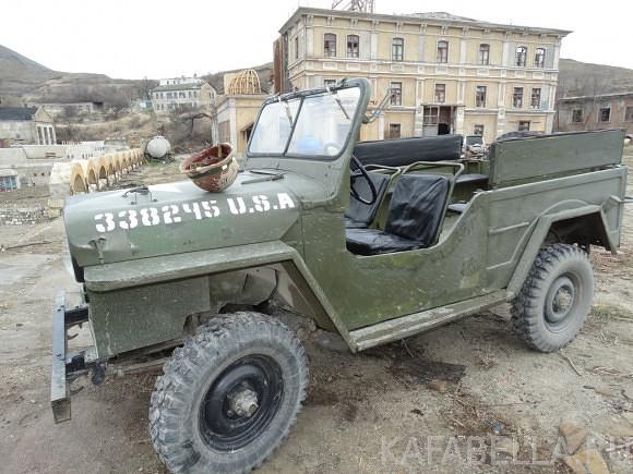 Фильм Танкист в Орджоникидзе - Крым.
