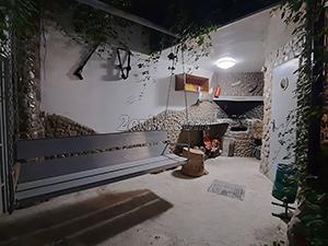 Вечер в Гостевом доме Крымский Кораблик.
