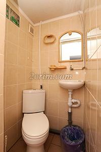 3х местный номер со всеми удобствами(санузел) в Гостевом доме Крымский кораблик.